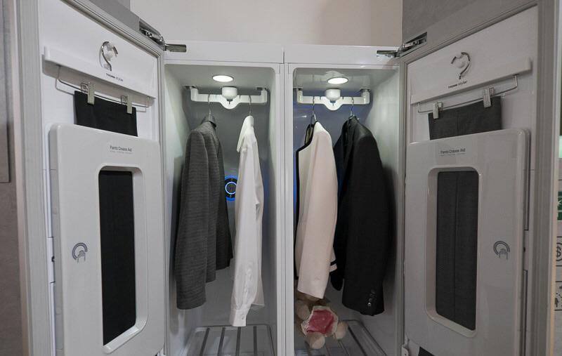 Hộp giấy tạo hương máy giặt LG Styler