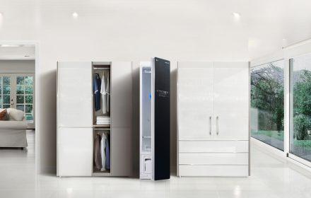 Máy giặt hấp sấy LG Styler TROMM S3BF