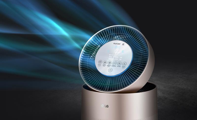Máy lọc không khí LG AS181DAP