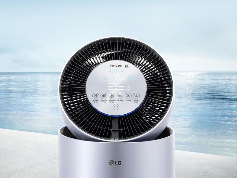 Máy lọc không khí LG AS181DAS