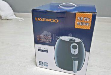 Nồi chiên không dầu Daiwoo DEF-2600