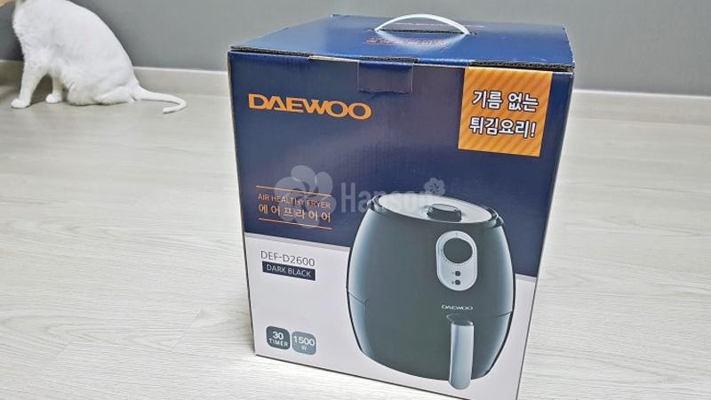 Nồi chiên không dầu Daiwoo DEF2600