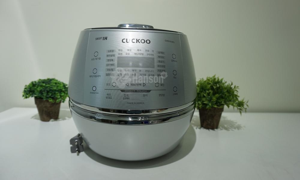 Nồi cơm điện cao tần Cuckoo CRP-CHS1010FS