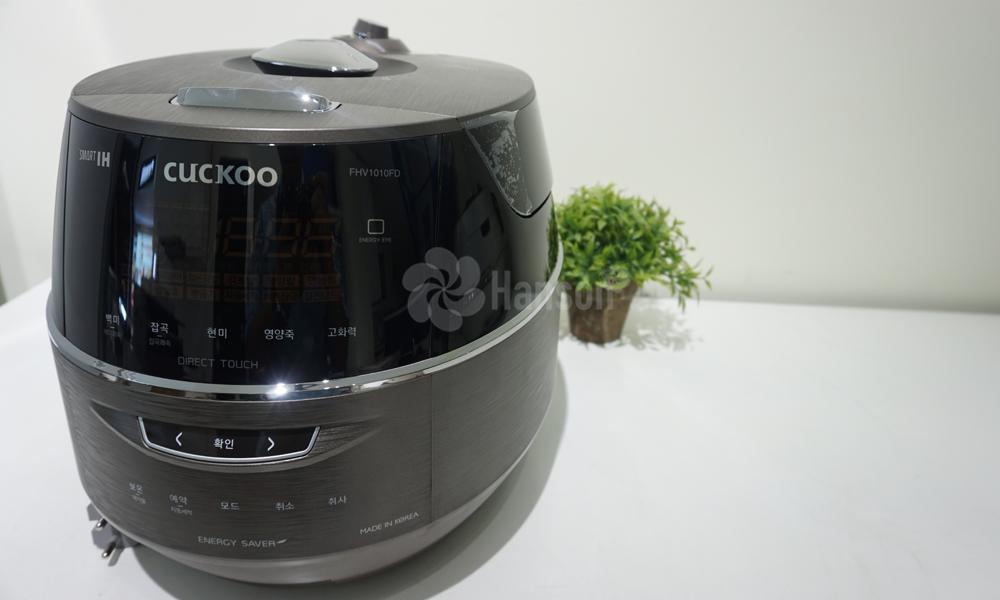 Nồi cơm điện cao tần Cuckoo CRPFHV1010FD