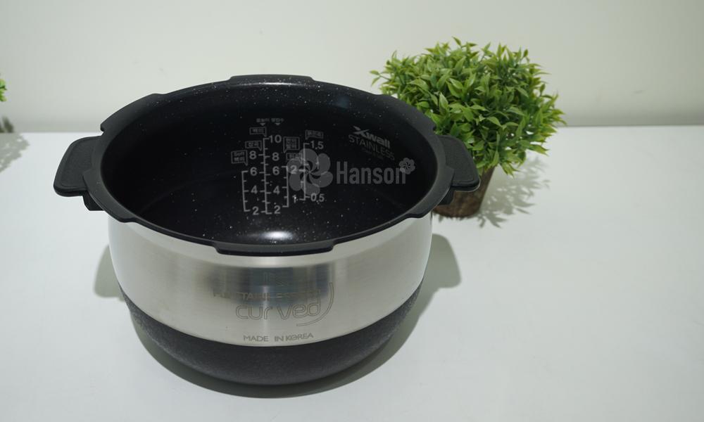 Nồi cơm điện cao tần Cuckoo CRPFHVL1010FG