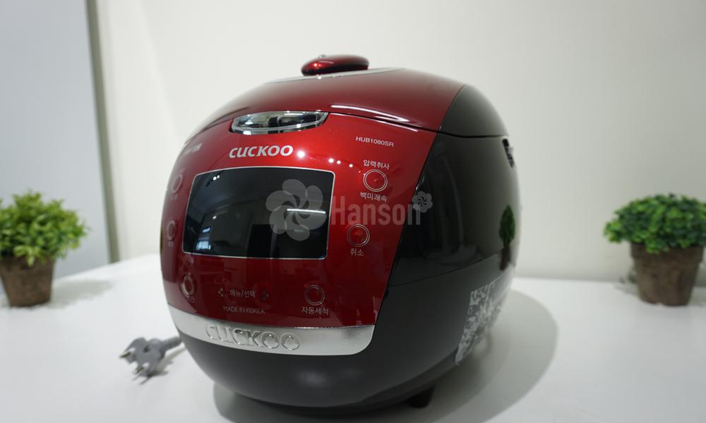 Nồi cơm điện cao tần Cuckoo CRPHUB1080SR