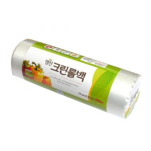 Túi đựng thực phẩm Myung Jin dạng cuộn 25 x 35cm x 200 chiếc