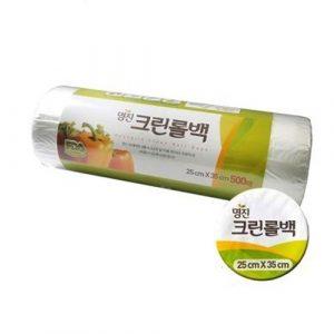Túi đựng thực phẩm Myung Jin dạng cuộn 25 x 35cm x 500 chiếc