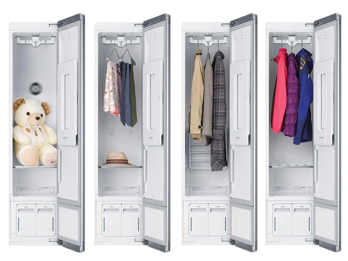 máy giặt hấp sấy LG Styler 3