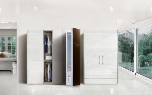 máy giặt hấp sấy LG Styler 5