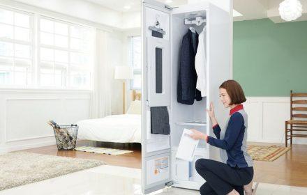 Máy giặt LG Styler