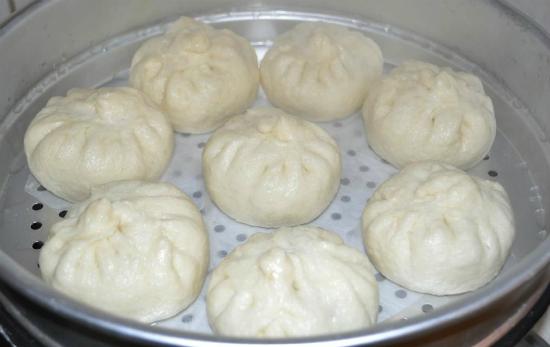 Mẹo làm bánh bao bằng nồi cơm điện dễ dàng