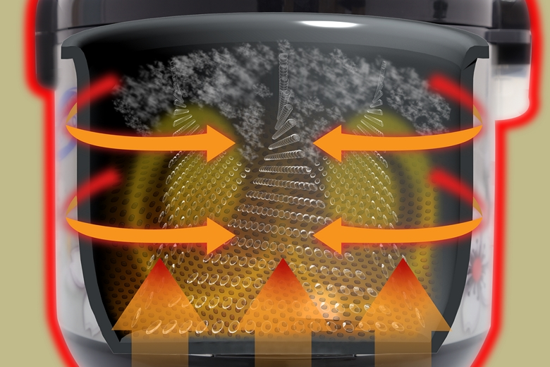 Mâm nhiệt nồi cơm điện là gì Nắm rõ thêm về các loại mâm nhiệt