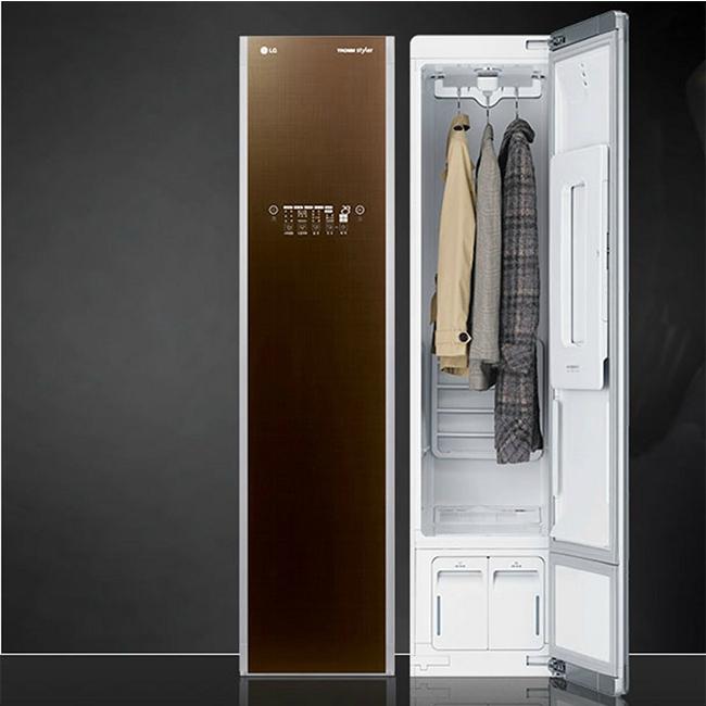 Có nên sử dụng máy giặt hấp sấy LG Styler