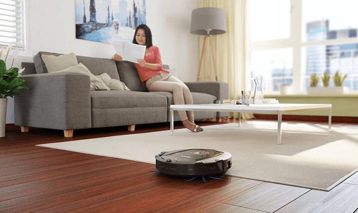 Công dụng lợi ích của robot hút bụi? Có nên mua robot hút bụi?