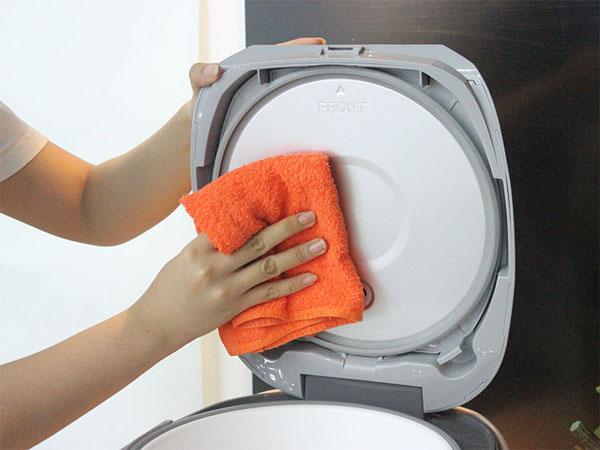 Hướng dẫn vệ sinh nồi cơm điện hiệu quả
