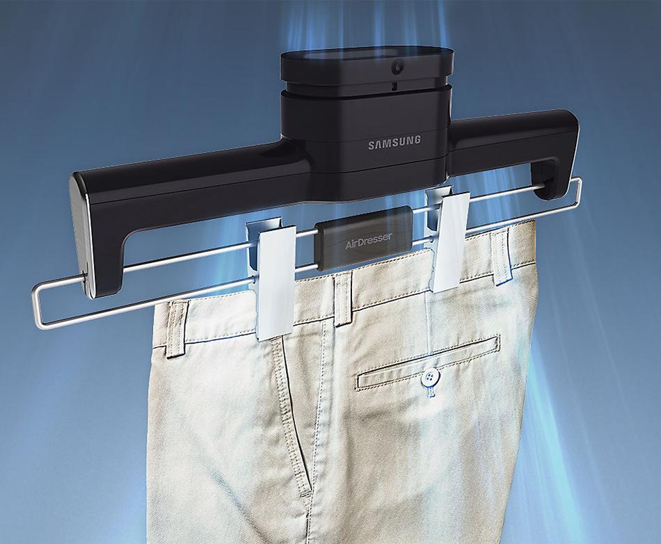 Máy giặt hấp sấy Samsung DF60N8700MG