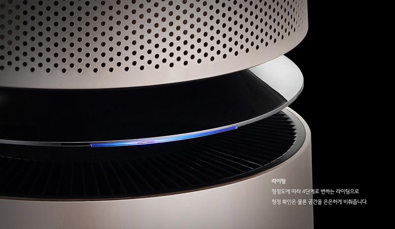 Máy lọc không khí LG AS309DPA