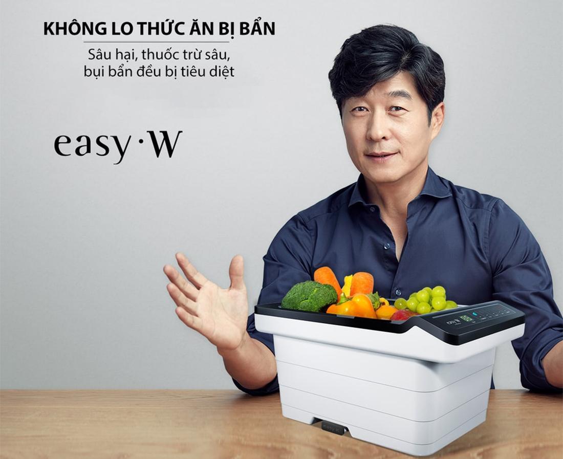 Máy tiệt trùng thực phẩm Easy.W