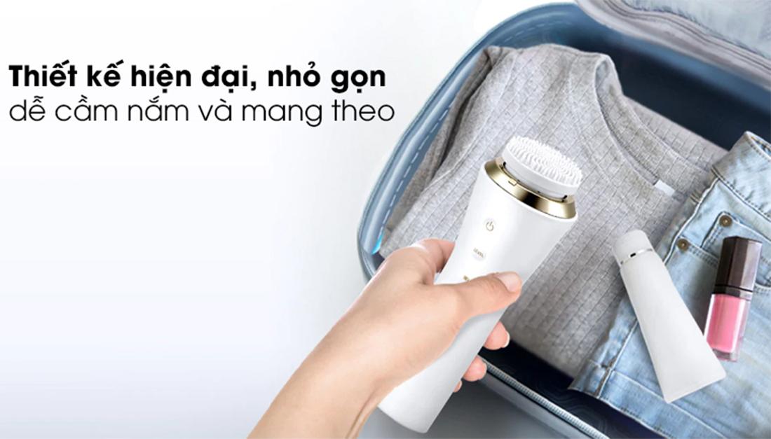 Máy rửa mặt Dual Cleanser LG BCL1