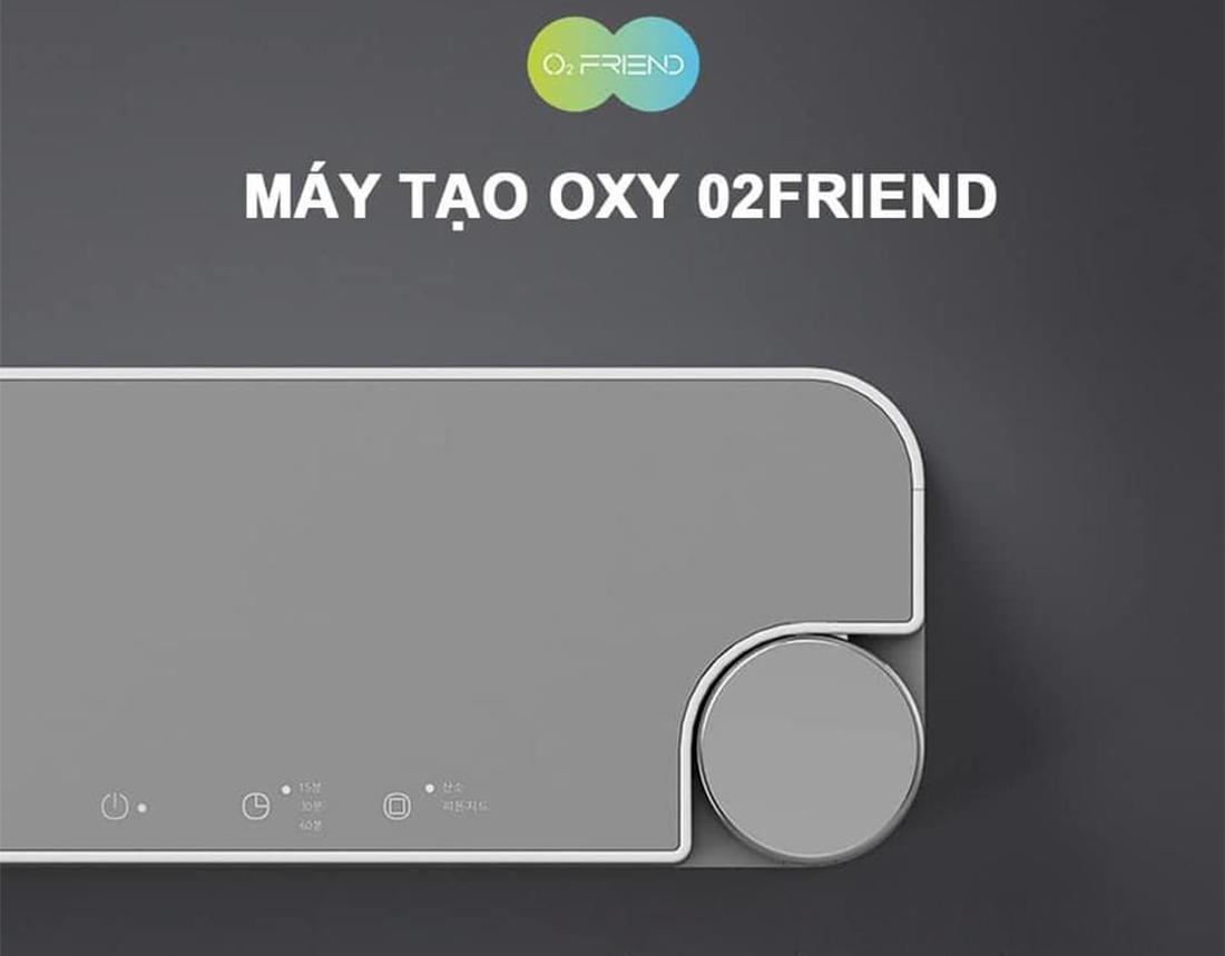 Máy tạo Oxy O2 Friend 40