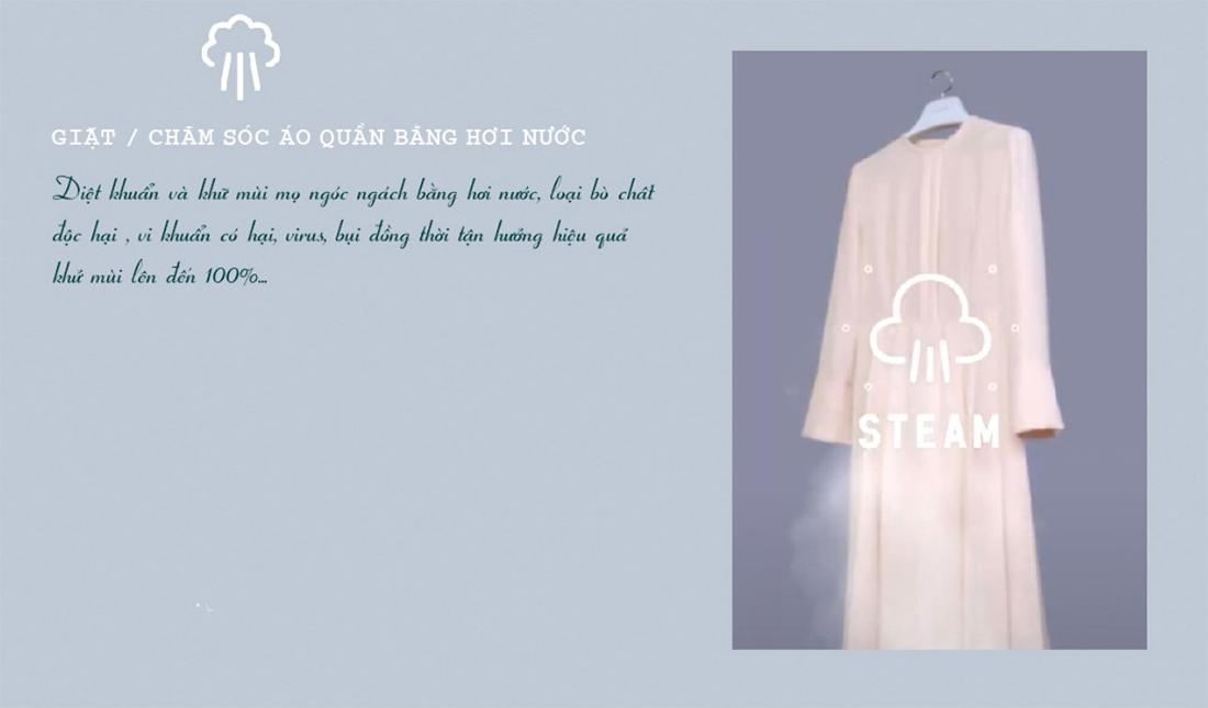 Tủ chăm sóc quần áo thông minh LG Styler S5BFO